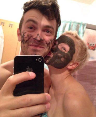 Pleťová maska :)